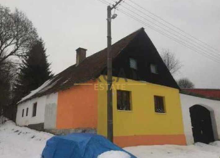 RD, Boněnov 26, pozemek 1441