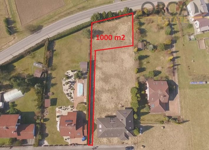 Prodej, pozemek, Horní Těrlicko, 1000