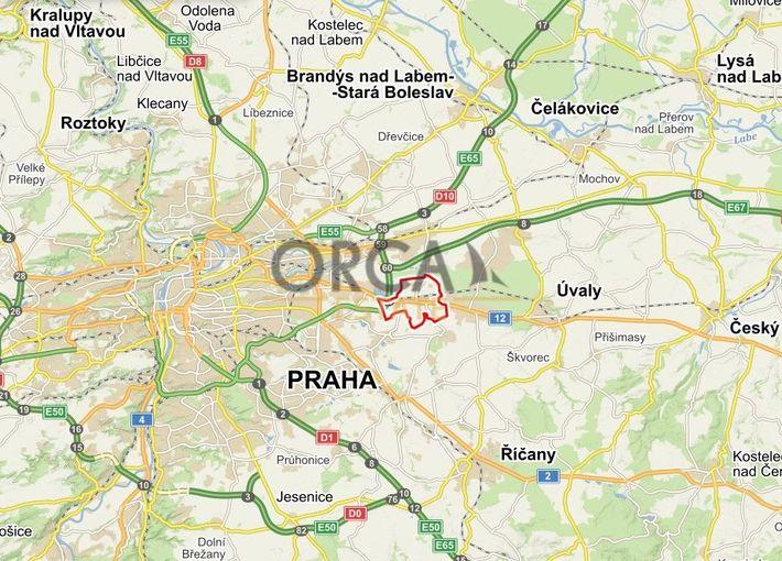0,4 ha pozemků v k.ú. Běchovice